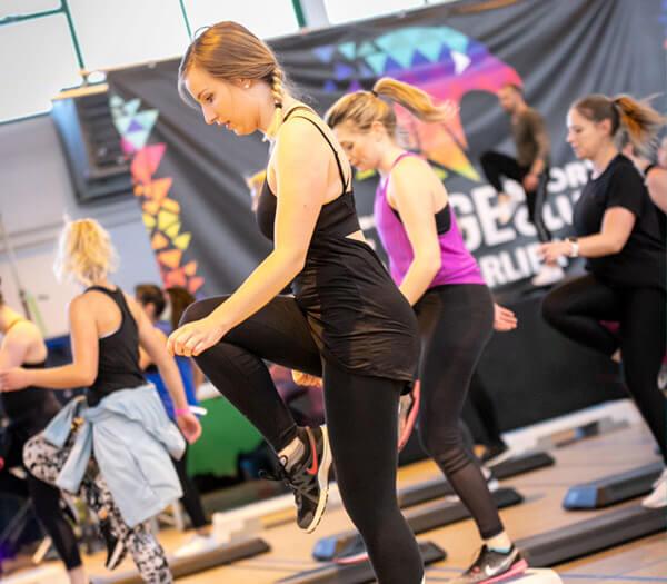 Espace Cours fitness danse salle de sport Pontarlier