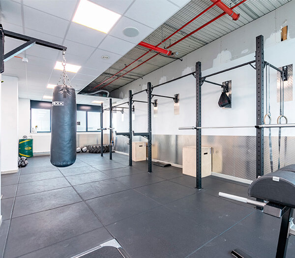 Espace Crossfit salle de sport Pontarlier