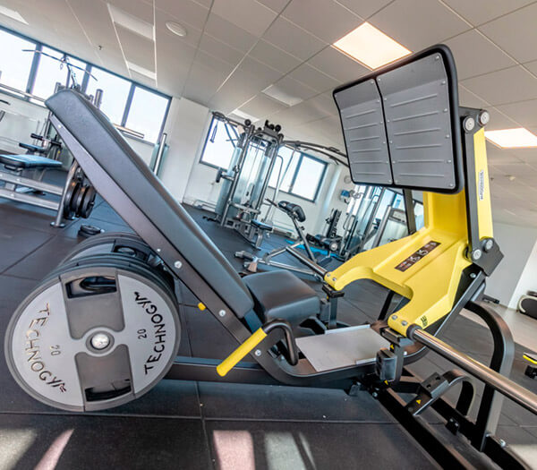 Espace Musculation salle de sport Pontarlier