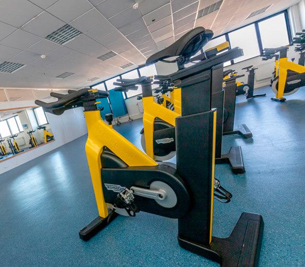 Espace Vélo salle de sport Pontarlier