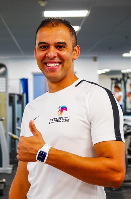 Saber Riahi Coach Sportif Étage Sport Club Pontarlier