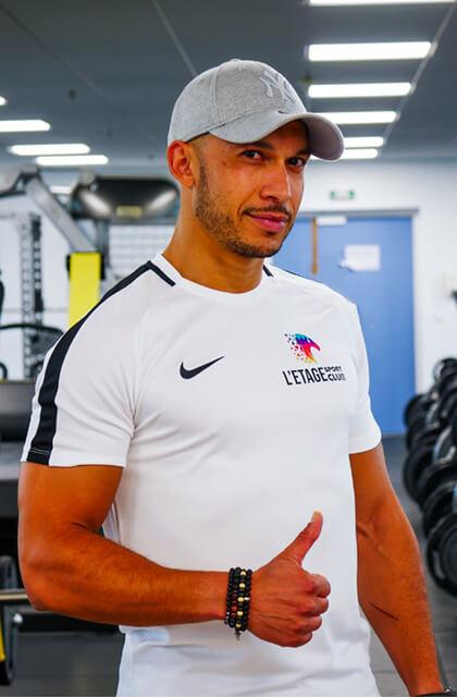 Safouane Bazine Coach Sportif Étage Sport Club Pontarlier