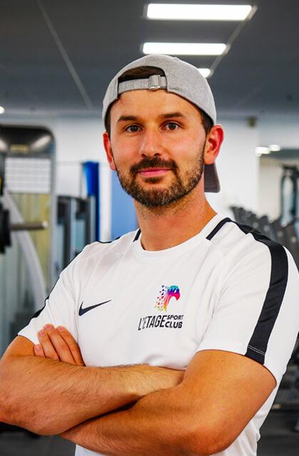Marko Kraljevic Coach Sportif Étage Sport Club Pontarlier