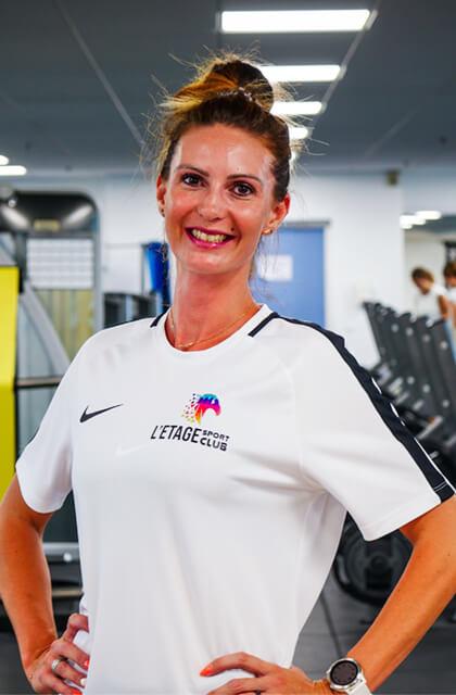 Sarah Pernet Stagiaire Coach Sportif Étage Sport Club Pontarlier