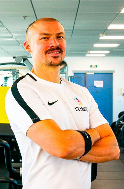 Antoine Isabey Coach Etage Sport Club 2