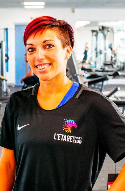 Leatitia Vandevoorde Coach Sportif Pontarlier