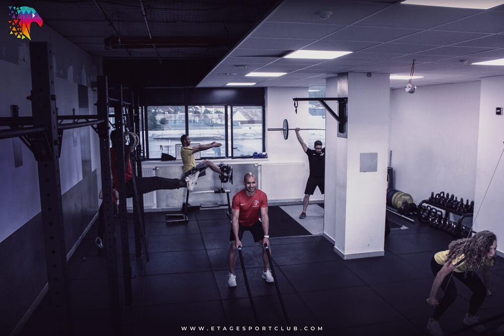 Salle Sport Cross Training Pontarlier 6