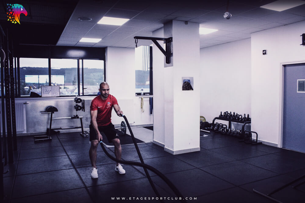 Salle Sport Cross Training Pontarlier 7