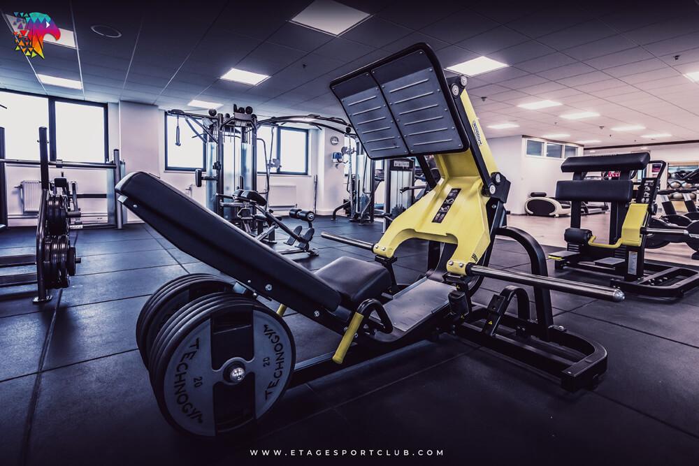 Salle Sport Musculation Pontarlier 1