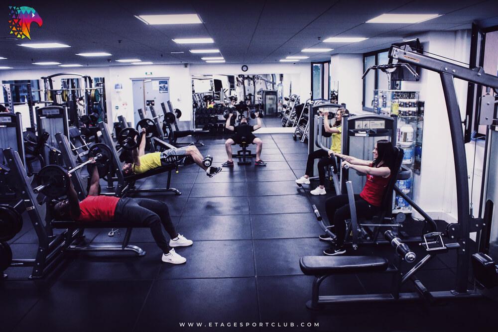 Salle Sport Musculation Pontarlier 5